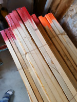 Woodenstakes