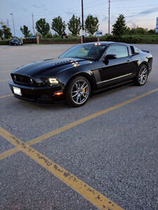 2014 Ford Mustang GT Premium Coupe, Track Package, Brembo