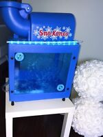 Super Cool Snow Cone Machine Available For Rent - Just $75.00