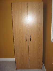 2 Door Wardrobe/Storage Unit