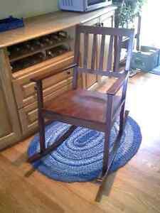 Rocking Chair Pair