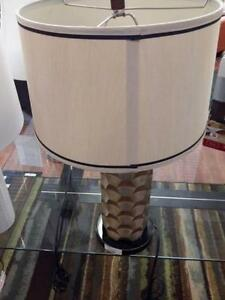*** USED *** ASHLEY PATREECE LAMP   S/N:6105597   #STORE590