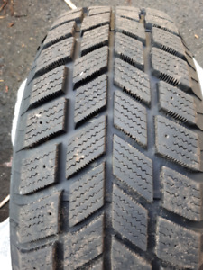 Hankook winter tires 225/60r16