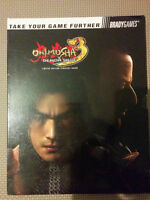 Onimusha 3 Guide and Art Book