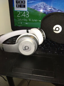 DR.DRE BEATS HEADPHONES SOLO 3 BLUETOOTH HEADSET