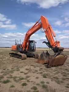 2013 Hitachi ZX250LC-5 Excavator