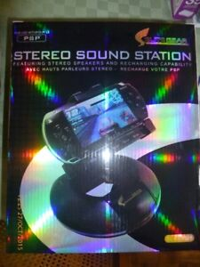 STEREO SOUND STATION BY ELITE GEAR.