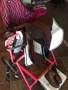 "16"" English Saddle Package Kawartha Lakes Peterborough Area image 1"