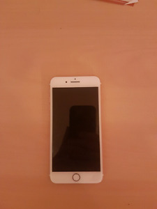 Iphone 7 plus rose gold 256gb with apple care mint condition