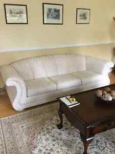 2 Sofas in Excellent Condition