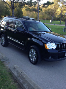 2010 Jeep Grand Cherokee North edition SUV, Crossover