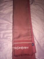 Yves Saint Laurent scarf