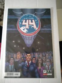 Letter 44 #1 comic