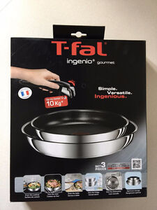 brand new T-fal pans