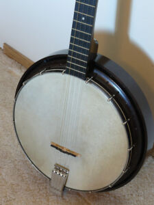 Vintage 5-string banjo, beautiful condition, great player