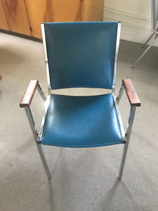 Apx 30 stackable chairs