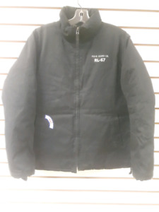 DownFilled Cargo Polo jacket