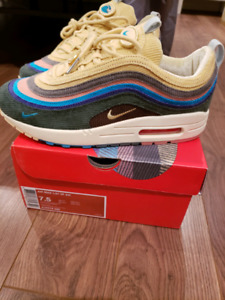Nike air max 1/97 Sean wotherspoon size 7.5