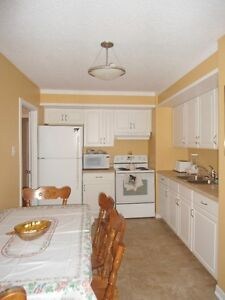 Available Immediately- 3 bdrm basement apt with heat included