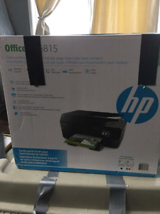Free HP office jet 6815 printer