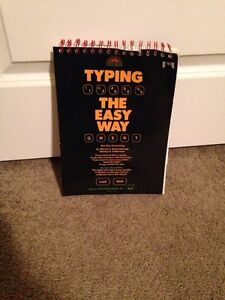 Learn to Type Book