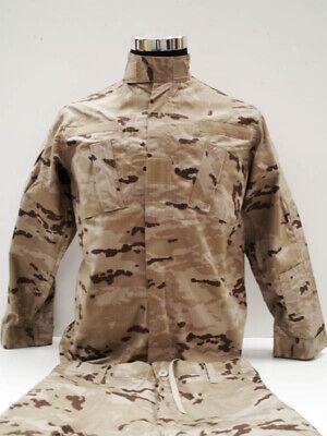 Uniforme estilo militar completo modelo Arido Español Nuevo talla M env24/48h