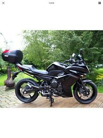 Yamaha XJ6 F Diversion ABS