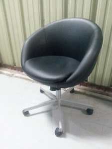 Retro style IKEA office chair