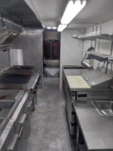 Mobile Food Truck - Built in 2016