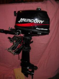 Moteur Mercury 4hp