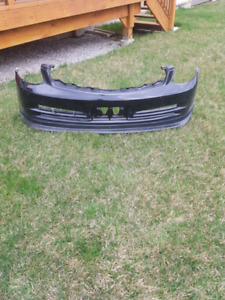 2003-2004 G35 Bumper with Lip