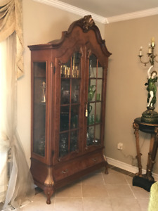 For Sale Antique Cabinets, French, Dutch, Canadian & Scottish.