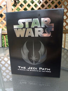 Star Wars: The Jedi Path Vault Edition Book Rogue One NEW