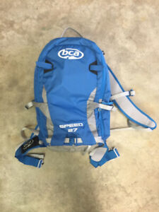 BCA Speed 27L Airbag pack w/canister