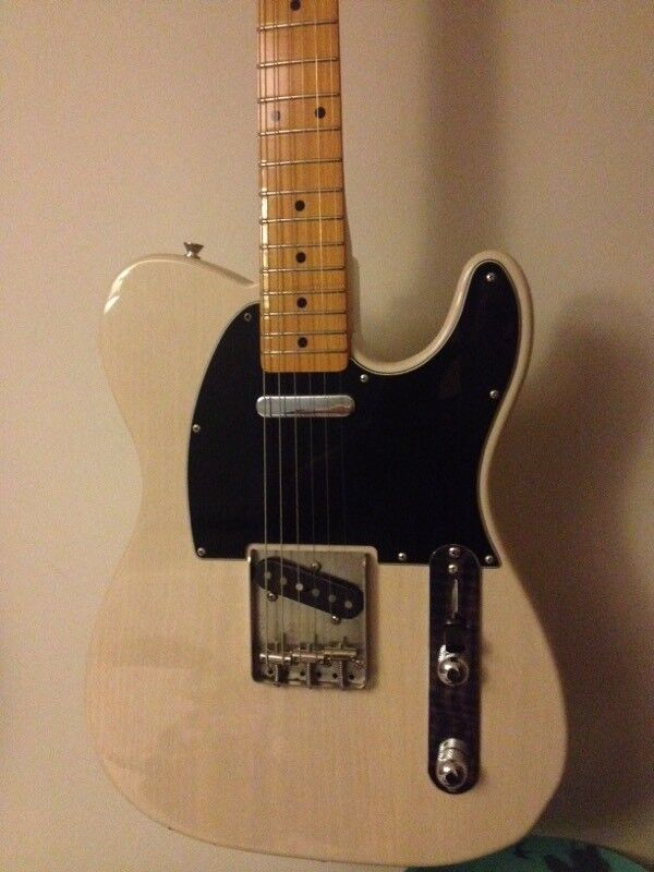 Fender Telecaster Tele 52 crafted in Japan