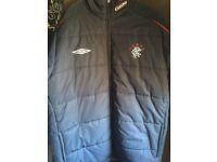 Rangers fc jacket
