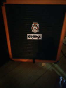 Orange Crush 25BX bass amp