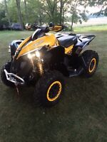 2014 Can-Am Renegade XXC