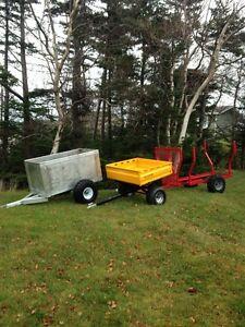 Custom ATV Trailer Carts St. John's Newfoundland image 3