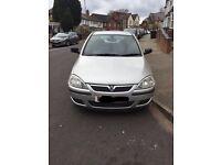 Cheap!! Vauxhall Corsa 1.2 life silver £450 ono