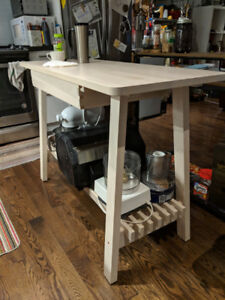 Ikea kitchen island