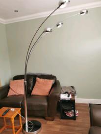 Large modern lamp