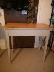 Norassen Grey IKEA Desk