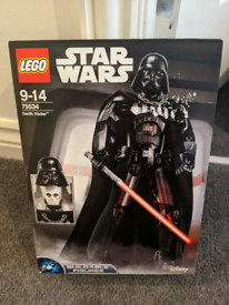 Lego Darth Vader Buildable Figure 75534