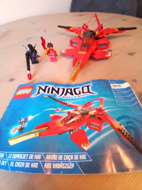 Lego Ninjago Kai fighter set 70721