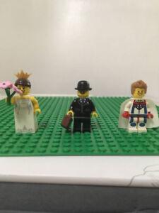 LEGO Minifigures Lot ($4 each)