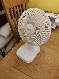 Small electric fan - free