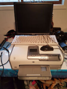 Printer & Monitor plus extras