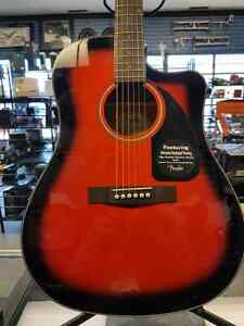 Fender Acoustic guitar for sale