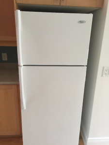 Whirlpool White Fridge - Good Condition
